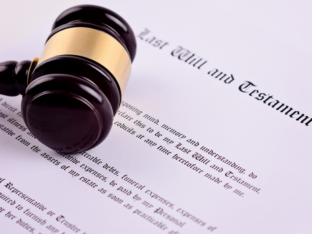 probate law washington dc